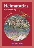 Heimatatlas: Brandenburg, Neubearbeitung