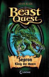 Beast Quest - Sepron, König der Meere