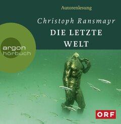 Die letzte Welt, 8 Audio-CD