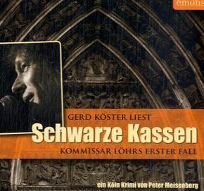 Schwarze Kassen, 3 Audio-CDs