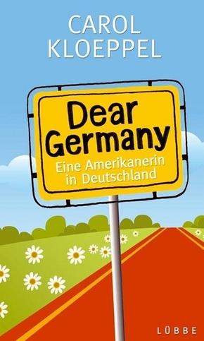 Kloeppel, Dear Germany - Carol Kloeppel