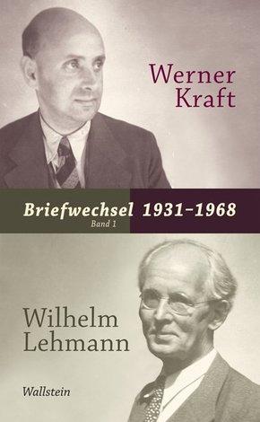 Briefwechsel 1931-1968, 2 Bde.