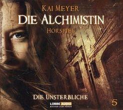 Die Alchimistin - Die Unsterbliche, Audio-CD