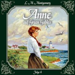 Anne auf Green Gables - Ein Abschied und ein Anfang, Audio-CD