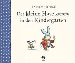 Der kleine Hase kommt in den Kindergarten
