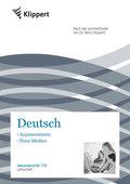 Deutsch 7/8, Argumentieren, Neue Medien, Lehrerheft