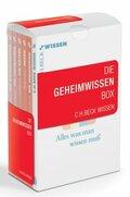 Die Geheimwissen Box, 6 Bde.
