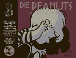 Die Peanuts Werkausgabe - 1961 bis 1962