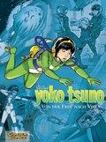 Yoko Tsuno, Von der Erde nach Vinea