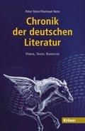 Chronik der deutschen Literatur