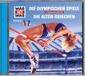 Die Olympischen Spiele / Die alten Griechen, 1 Audio-CD - Was ist was Hörspiele