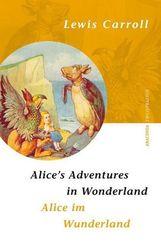 Alice im Wunderland - Alice's Adventures in Wonderland