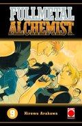Fullmetal Alchemist - Bd.9