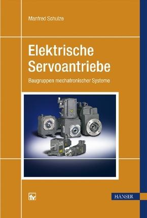 Elektrische Servoantriebe