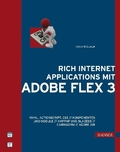 Rich Internet Applications mit Adobe Flex 3 (Ebook nicht enthalten)