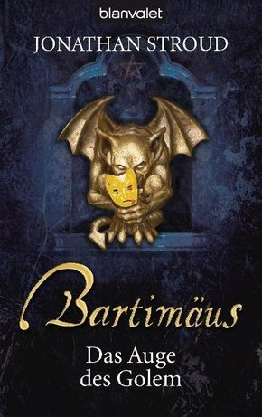 Bartimäus, Das Auge des Golem