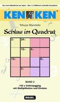 KEN KEN - Schlau im Quadrat - Bd.2