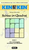 KEN KEN - Schlau im Quadrat - Bd.1