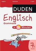 Duden - Englisch in 15 Minuten: Grammatik, 7. Klasse