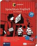 Lernkrimi-Sprachkurs Englisch für Anfänger, m. 2 Audio-CDs