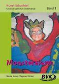 Kunst-Schachtel: Monsteralarm; Bd.1