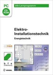 Elektro-Installationstechnik, CD-ROM