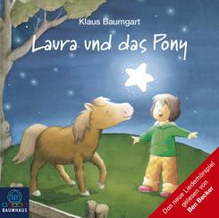 Laura und das Pony, Audio-CD