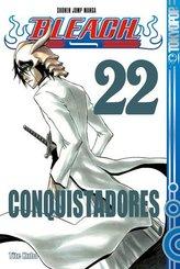 Bleach - Conquistadores