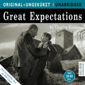Great Expectations, 2 MP3-CDs - Große Erwartungen, 2 MP3-CDs, englische Version
