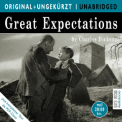 Great Expectations, 2 MP3-CDs - Große Erwartungen, 2 MP3-CDs, englische Version