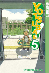 Yotsuba&! - Bd.5