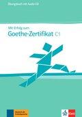 Mit Erfolg zum Goethe-Zertifikat C1: Übungsbuch, m. Audio-CD