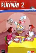 Playway ab Klasse 1, Ausgabe Nordrhein-Westfalen: 2. Schuljahr, Pupil's Book m. Audio-CD