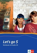 Let's go 5, m. 1 Audio-CD