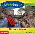 Die Pfefferkörner - Ein neuer Anfang, Audio-CD