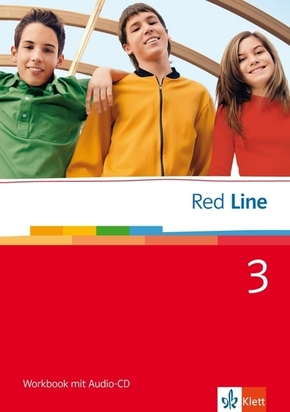Red Line 3, m. 1 Audio-CD