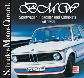 BMW - Sportwagen, Roadster und Cabriolets seit 1936