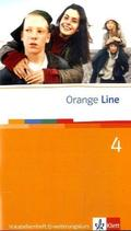 Orange Line: Klasse 8, Vokabellernheft Erweiterungskurs; Bd.4
