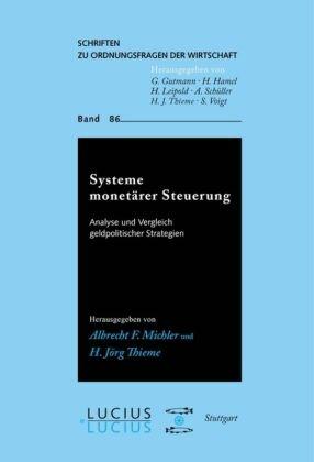 Systeme monetärer Steuerung