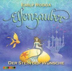 Elfenzauber - Der Stein der Wünsche, 2 Audio-CDs