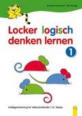 Locker logisch denken lernen - Bd.1