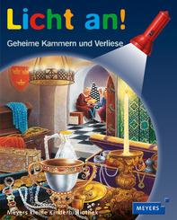 Licht an!; Geheime Kammern und Verliese; Bd.20