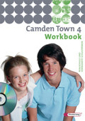 Camden Town, Ausgabe Realschule: Workbook, m. Audio-CD; Bd.4