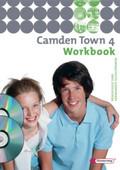 Camden Town, Ausgabe Realschule: Workbook, m. Audio-CD u. CD-ROM 'Multimedia Language Trainer'; Bd.4