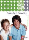Camden Town, Ausgabe Realschule: Textbook; Bd.4