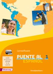 Puente al español: Lernsoftware, 1 CD-ROM; Bd.1