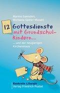 12 Gottesdienste mit Grundschulkindern