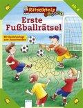 Erste Fußballrätsel