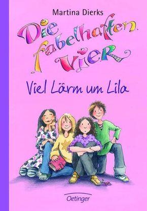 Die fabelhaften Vier - Viel Lärm um Lila