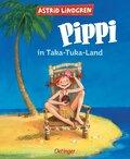 Pippi in Taka-Tuka-Land, farbige Ausgabe